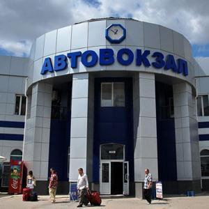 Автовокзалы Орджоникидзевской