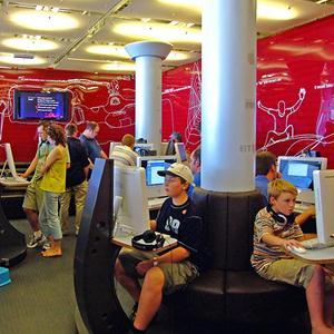 Интернет-кафе Орджоникидзевской