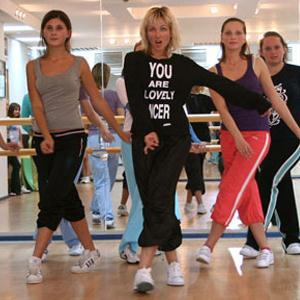 Школы танцев Орджоникидзевской
