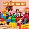Детские сады в Орджоникидзевской